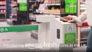 Amazon-Fresh-Filiale © Amazon