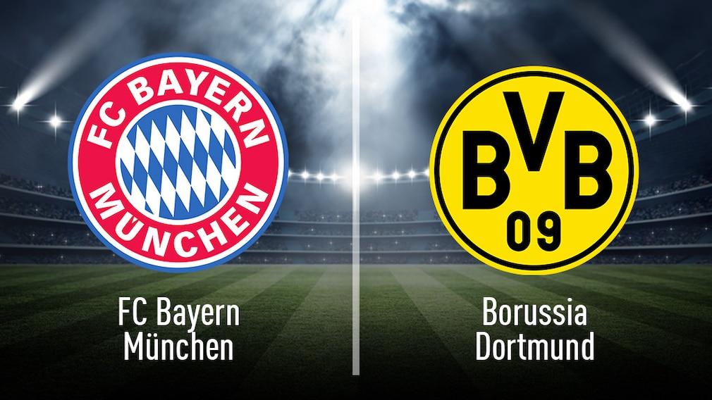 Bayern –BVB live sehen©iStock.com/efks, FC Bayern München, Borussia Dortmund