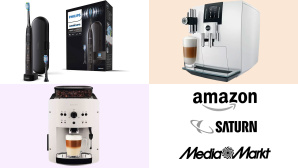 Amazon, Media Markt, Saturn: Top-Deals des Tages! © Amazon, Media Markt, Saturn, Krups, Jura, Philips