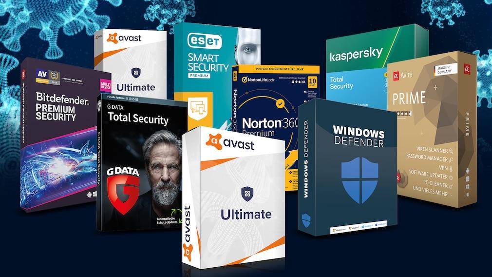 Antivirus-Test 2021©iStock.com/AF-studio