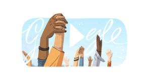 Google Doodle Weltfrauentag 2021©Google