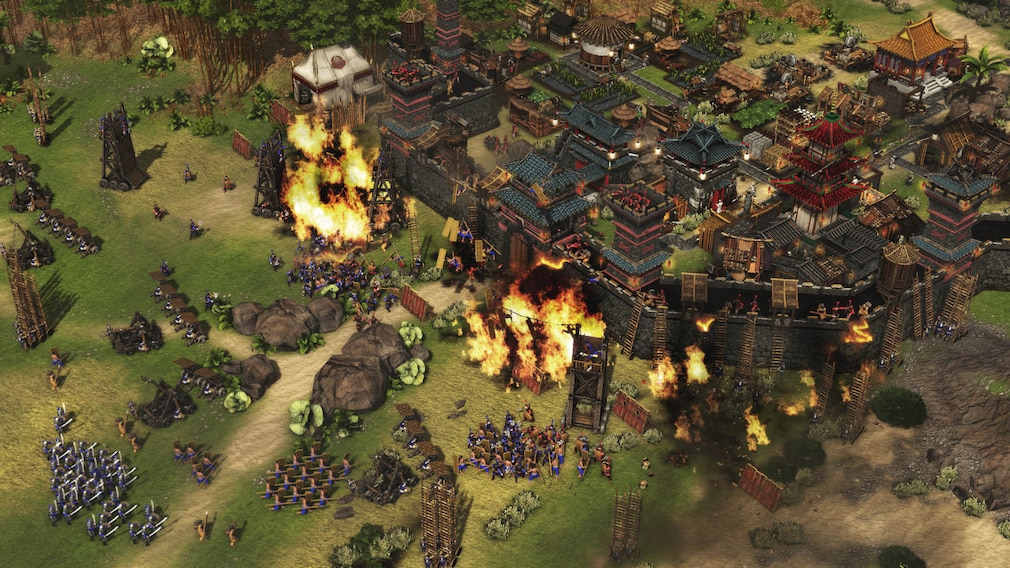 Stronghold – Warlords©Firefly Studios