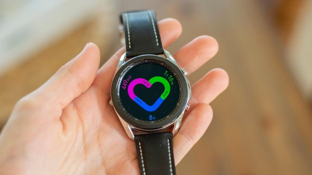 Samsung Galaxy Watch 3 Aktivität