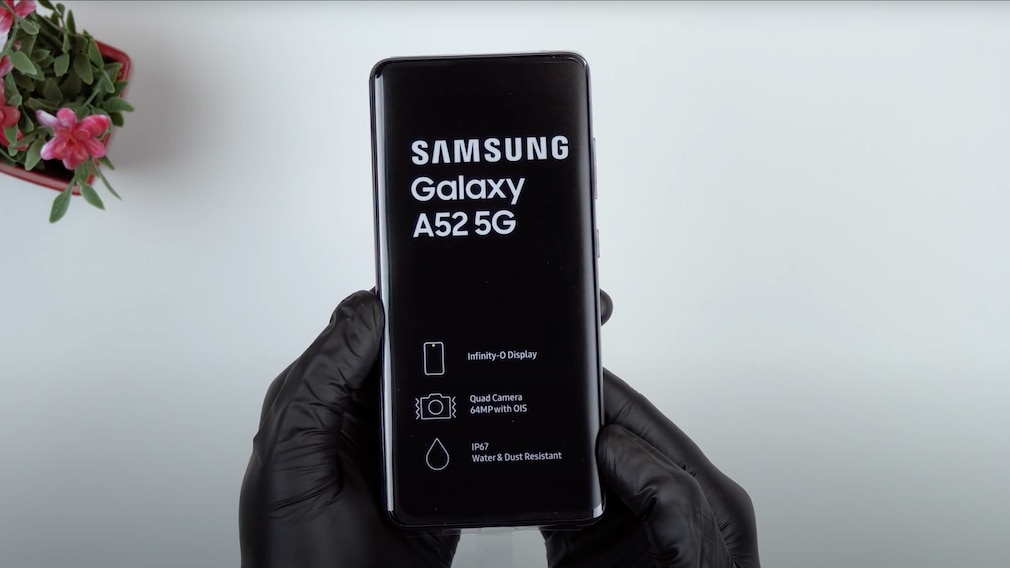 Galaxy A52 Unboxing©Moboaesthetics