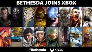 Zahlreiche Spiele von Bethesda und Xbox©Xbox
