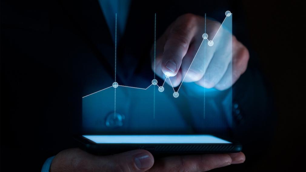Aktien-Demokonto: Mit virtuellem Geld den Handel testen Aktien-Demokonto: Mit virtuellem Geld können Einsteiger und Profis neue Märkte erkunden und Strategien testen.©iStock.com/D-Keine