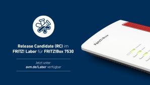 Fritz Labor f�r FritzBox 7530©AVM