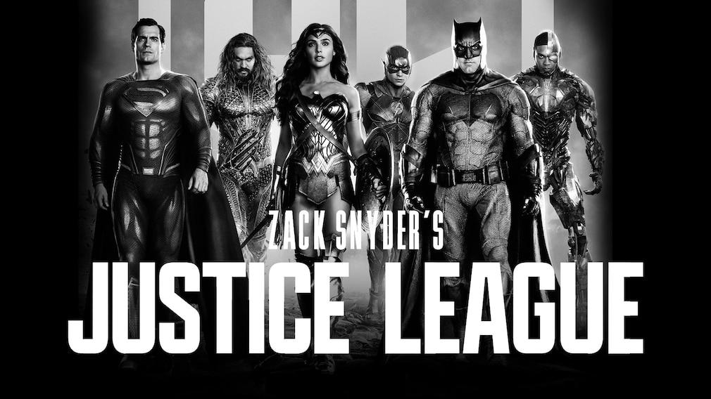 Zack Snyder's Justice League©Warner Bros.