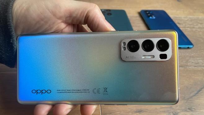 Oppo Find X3 Neo©COMPUTER BILD