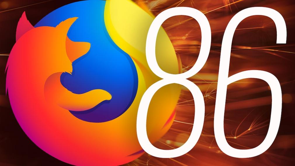Firefox 86©Firefox