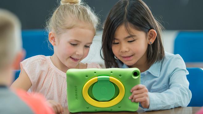 Medion E10440 Kids Tablet: Kinder-Tablet mit Android 10 bei Aldi©Medion