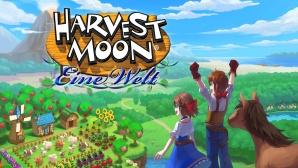 Harvest Moon – Eine Welt©Natsume