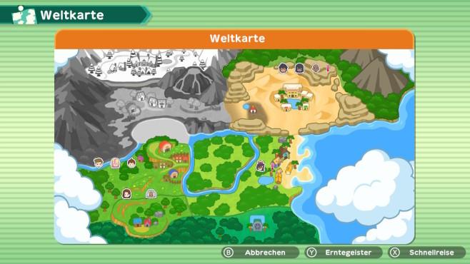 Harvest Moon – Eine Welt©Natsume / Nintendo