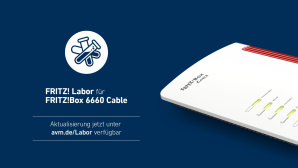 Fritz Labor f�r FritzBox 6660 Cable©AVM