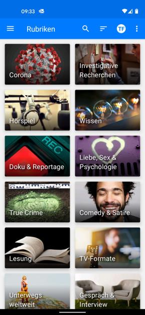 ARD-Audiothek (Android-App)