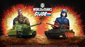 World of Tanks G.I. Joe News©Wargaming