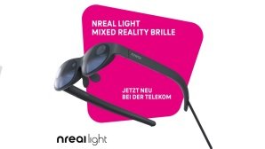 Mixed-Reality-Brille Nreal Light © Telekom