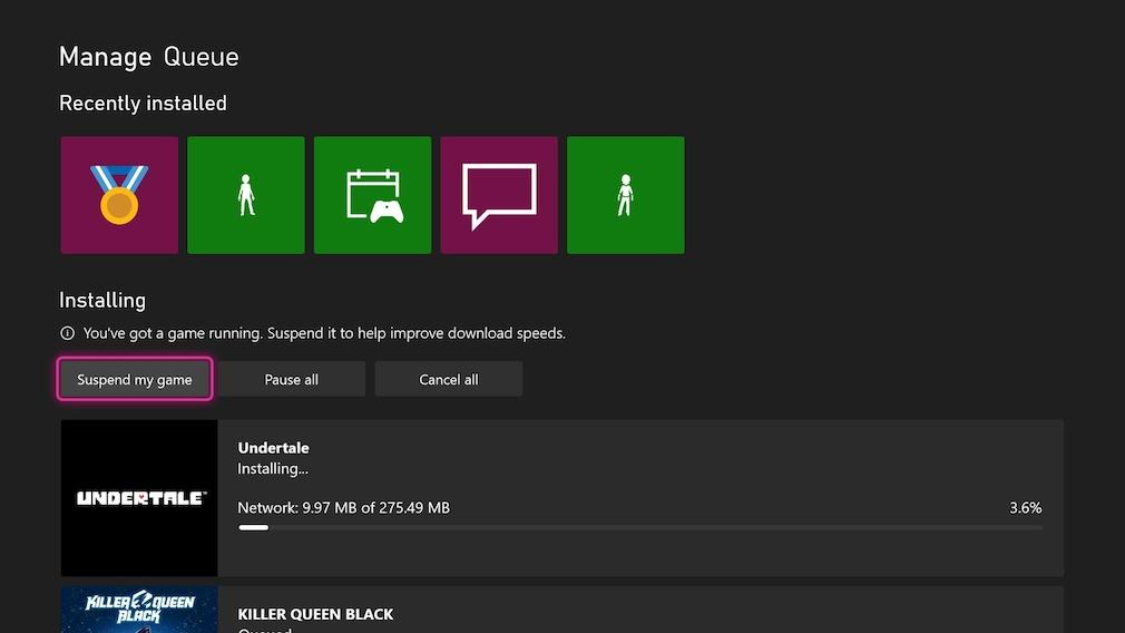 Xbox Dashboard©twitter.com