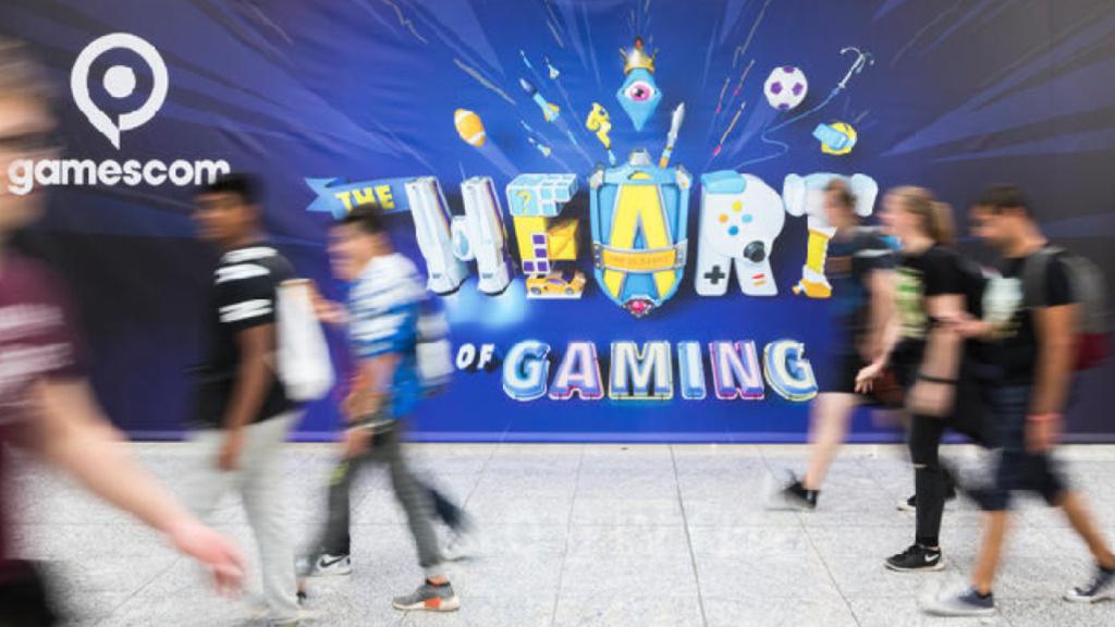Gamescom 2021 Sicherheit