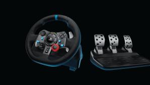 G29 Driving Force Racing Wheel©Logitech