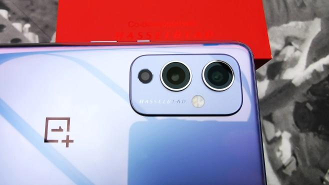 OnePlus 9 Hasselblad Kamera©COMPUTER BILD / Michael Huch