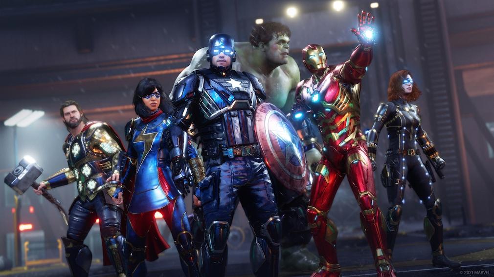 Marvel's Avengers©Square Enix