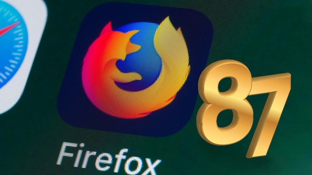 Firefox 87©iStock.com/stockcam, iStock.com/Anatolii Kovalov