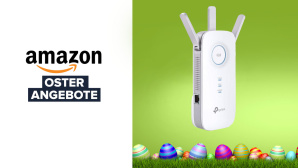 Amazon TP-Link WLAN-Repeater © Amazon, Coloures-Pic-Fotolia.com, TP-Link