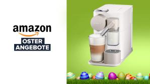 Nespresso-Kapselmaschine De'Longhi EN500.W bei Amazon im Angebot©Amazon, Nespresso, Coloures-Pic-Fotolia.com