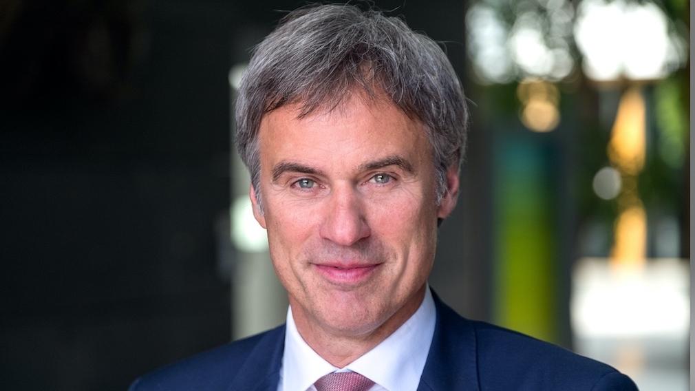Bitkom-Präsident Achim Berg©Bitkom