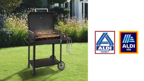 Holzkohlegrill bei Aldi im Angebot: Family Match zum kleinen Preis©Aldi, Family Match