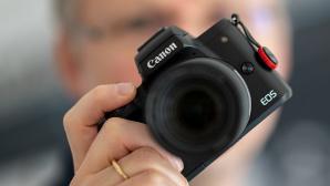 Canon EOS M50 Mark II©COMPUTER BILD