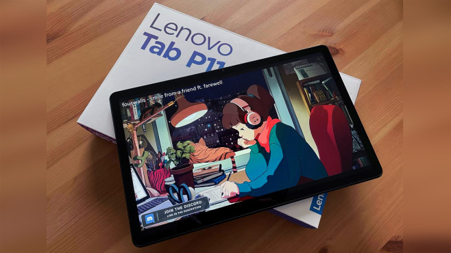 Lenovo Tab P11©COMPUTER BILD