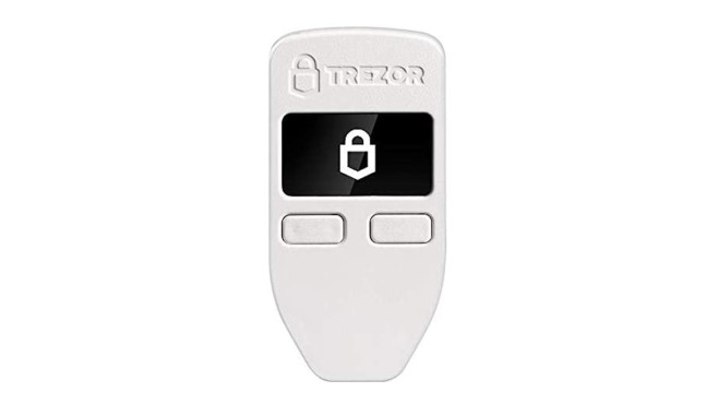 Hardware-Wallets © Trezor