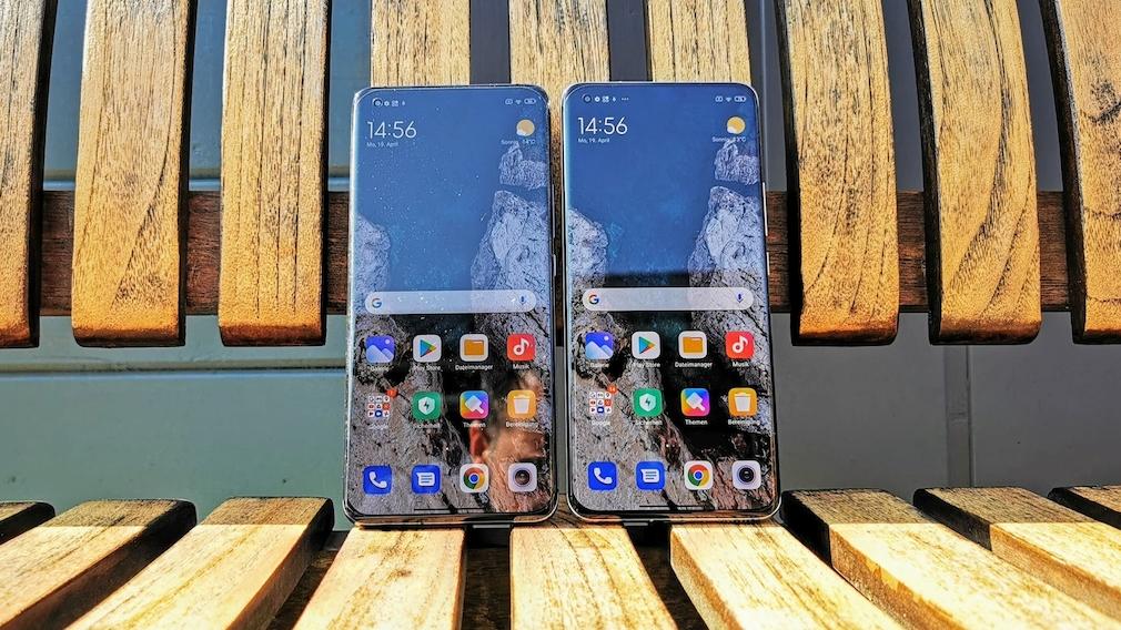 Xiaomi Mi 11 und Xiaomi Mi 11 Ultra