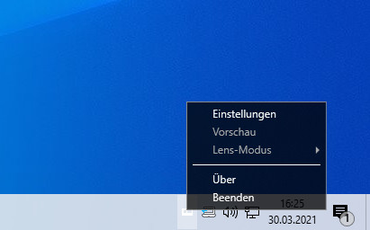 Screenshot 1 - GoPro Webcam