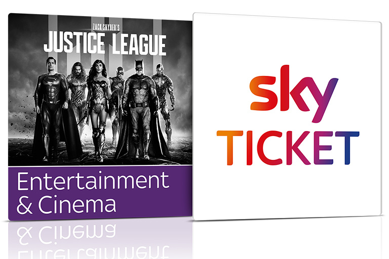Sky Ticket Entertainment & Cinema