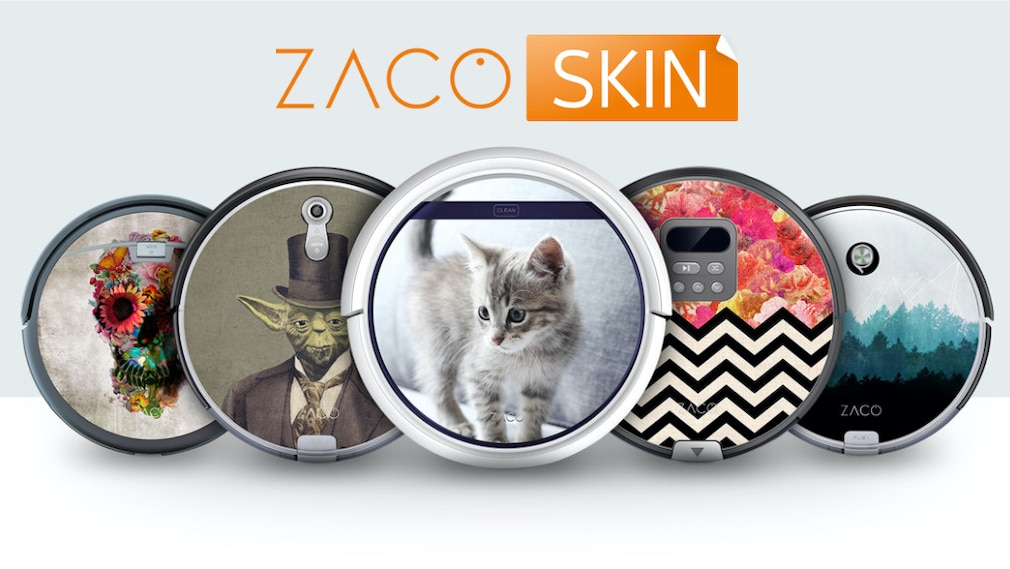Zaco A10, Skins