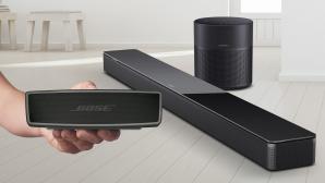 Bose Lautsprecher und Soundbar©Bose, iStock.com/terng99