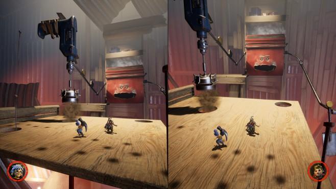 It Takes Two©Hazelight Studios / Electronic Arts