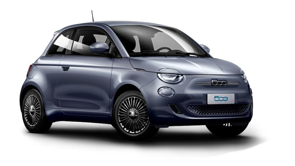 Fiat 500E ICON