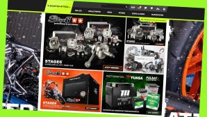 Neuer Spar Deal bei Scooter Attack: Bis zu 30 Euro auf alles©Screenshot Hersteller