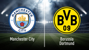 Manchester City gegen Borussia Dortmund©Borussia Dortmund, Manchester City, iStock.com/efks