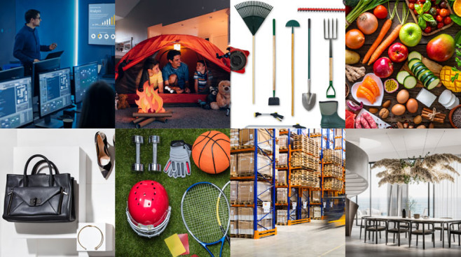 Collage Top Shops 2021©iStock