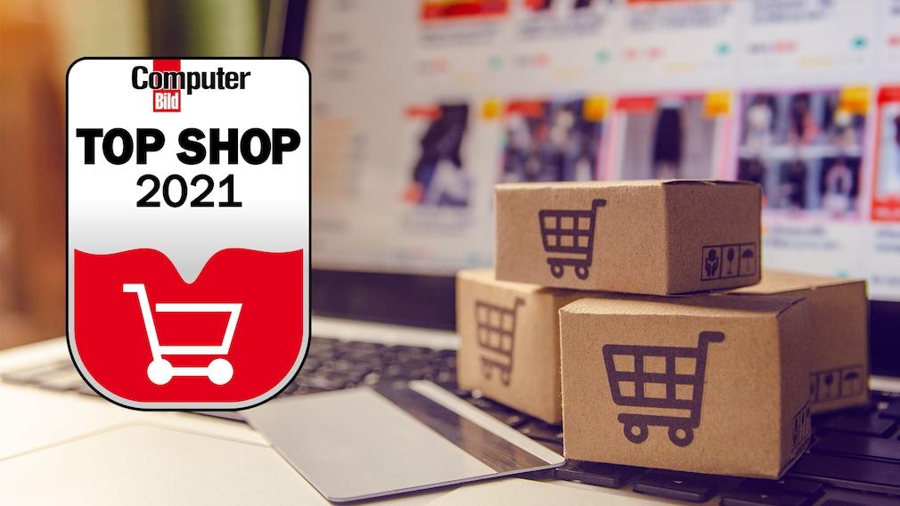 Top Shop 2021©iStock.com/Tevarak