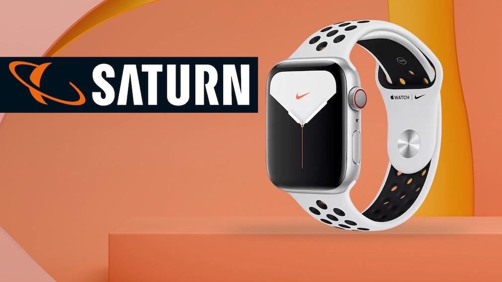 Sonderedition: Apple Watch Series 5 bei Saturn rund 82 Euro günstiger