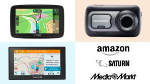 Amazon, Media Markt, Saturn: Top-Deals des Tages!©Saturn, Amazon, Media Markt, TomTom, Garmin, Nextbase