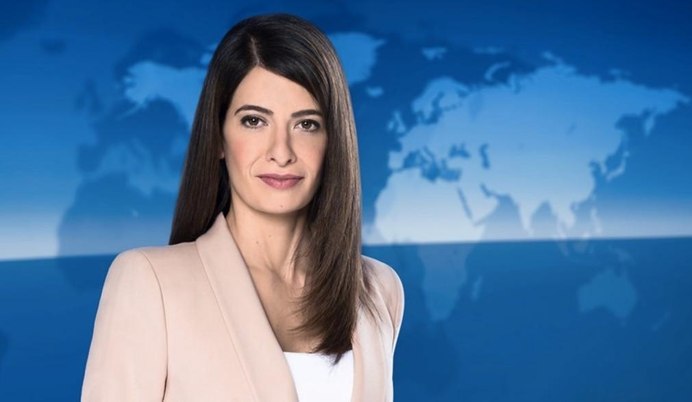 Tagesschau-Sprecherin Linda Zervakis