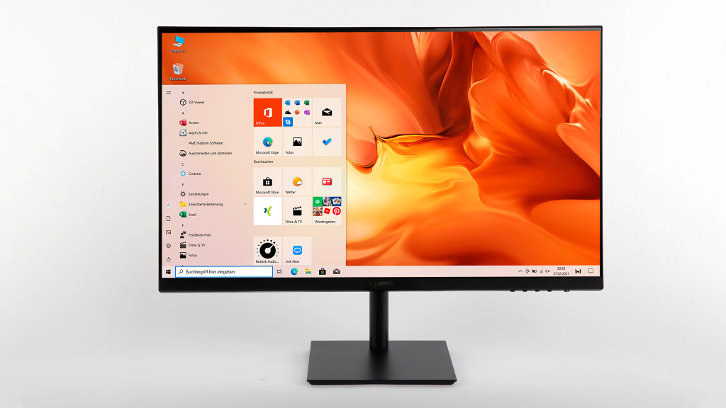 Huawei Display AD80 im Test: Lohnt sich der 24-Zöller?