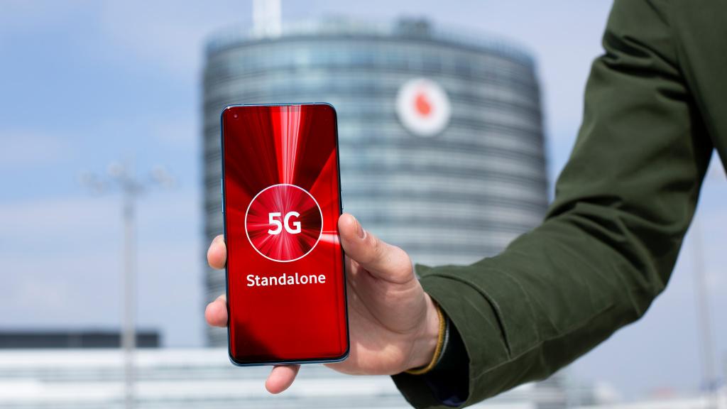 5G Standalone: Vodafone startet neue 5G-Generation